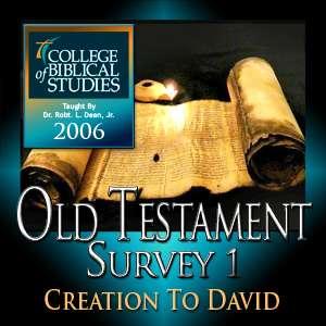 CBS Old Testament Survey