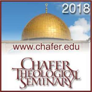 2018 Chafer Theological Seminary Bible Conference